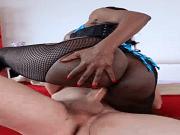 Negra Gostosa Gemendo Desesperada No Sexo Quente